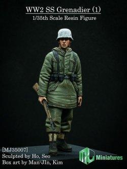 画像1: MJ Miniatures[MJ35007]1/35 WWII独 武装親衛隊擲弾兵(1)冬季防寒服