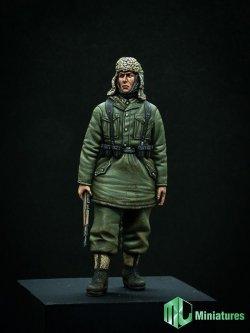 画像2: MJ Miniatures[MJ35007]1/35 WWII独 武装親衛隊擲弾兵(1)冬季防寒服