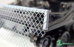 画像2: MJ Miniatures[MJEZ35007]1/35 現用  米陸軍M551シェリダン用RPG対策ワイヤーネットシールド