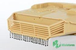 画像5: MJ Miniatures[MJEZ35008]1/35 現用  イスラエル国防軍主力戦車メルカバシリーズ チェーンカーテン