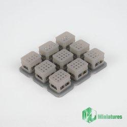 画像2: MJ Miniatures[MJEZ35022]1/35 ジオラマアクセサリー 樹脂製ボトルケース(9個)