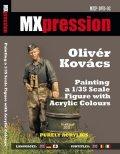 MX-Pression[MXDVD02]オリバー・コバチのアクリル塗料での1/35フィギュアの塗装方法