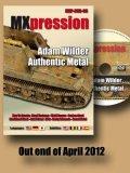 MX-Pression[MXDVD03]アダムワイルダー本物の金属表現