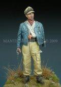 マンティス・ミニチュアズ[Man35001]独 降下猟兵負傷した下士官 イタリア1944