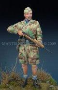 マンティス・ミニチュアズ[Man35002]独 降下猟兵 イタリア 1944
