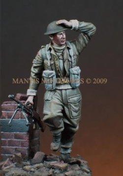 画像1: マンティス・ミニチュアズ[Man35004]英 歩兵 ヨーロッパ戦線 1944-1945