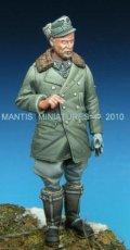 マンティス・ミニチュアズ[Man35006]独 SS将軍 1944-45