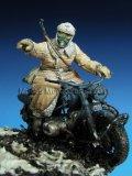 マンティス・ミニチュアズ[Man35029]独 バイク兵 WWII 東部戦線