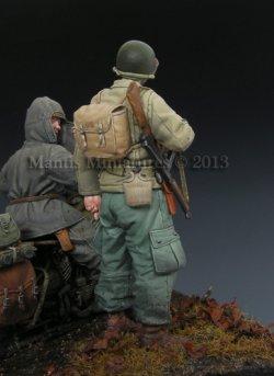 画像3: マンティス・ミニチュアズ[Man35057]1/35 WWII米 歩兵