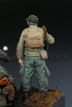 画像4: マンティス・ミニチュアズ[Man35057]1/35 WWII米 歩兵
