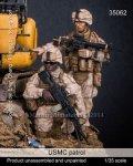 マンティス・ミニチュアズ[Man35062]1/35 米海兵隊パトロールセット