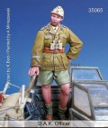マンティス・ミニチュアズ[Man35065]1/35 アフリカ軍団将校
