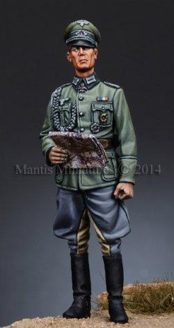 画像1: マンティス・ミニチュアズ[Man35069]1/35 WWII独 国防軍将校副官(飾緒着用)