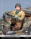 マンティス・ミニチュアズ[Man35107]1/35 WWII米 ジープドライバー