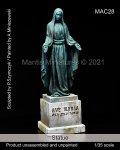 マンティス・ミニチュアズ[MAC28]1/35 ジオラマアクセサリー 祝福されし聖母の像