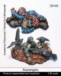 マンティス・ミニチュアズ[Man35145]1/35 スカベンジャー「死肉をついばむ戦場の清掃人」