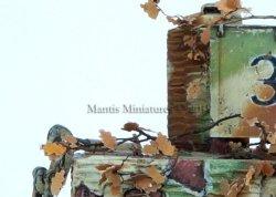 画像2: マンティス・ミニチュアズ[VC04]1/35WWIIジオラマ用アクセサリー秋のオークの葉と枝