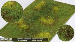 画像1: マーティンウェルバーグ[WB-M041]マットタイプ(ヤブ) 全高2mm~30mm 春 パウダー付き  21cmx30cm