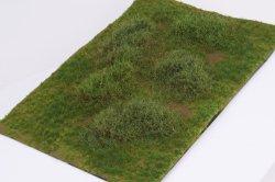 画像2: マーティンウェルバーグ[WB-M042]マットタイプ(ヤブ) 全高2mm~30mm 夏 パウダー付き  21cmx30cm