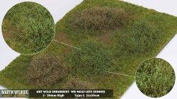画像1: マーティンウェルバーグ[WB-M043]マットタイプ(ヤブ) 全高2mm~30mm 晩夏 パウダー付き  21cmx30cm