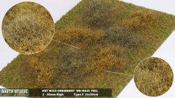画像1: マーティンウェルバーグ[WB-M045]マットタイプ(ヤブ) 全高2mm~30mm 秋 パウダー付き  21cmx30cm