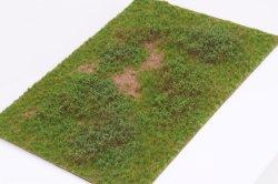 画像2: マーティンウェルバーグ[WB-M052]マットタイプ(草原) 全高2mm~12mm 夏 パウダー付き  21cmx30cm