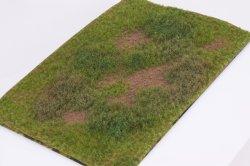 画像2: マーティンウェルバーグ[WB-M053]マットタイプ(草原) 全高2mm~12mm 晩夏 パウダー付き  21cmx30cm