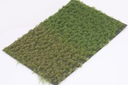 画像1: マーティンウェルバーグ[WB-PW403]草地(パウダー付き) 晩夏 全高4.5mm