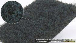 画像1: マーティンウェルバーグ[WB-SFCG]茂みF 草むらタイプ 全高15mm コニファーグリーン