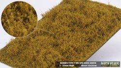 画像1: マーティンウェルバーグ[WB-SFM]茂みF 草むらタイプ 全高15mm モスグリーン
