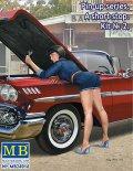 マスターボックス[MB24016]1/24 ピンナップシリーズ「ショートストップ」No.2