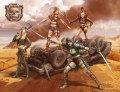 マスターボックス[MB35122]デスエンジェルス女性戦士4体-Desert Battleシリーズ-ファンタジー