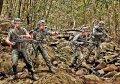 マスターボックス[MB3595]1/35 米・ベトナム戦兵士4体ジャングルパトロール