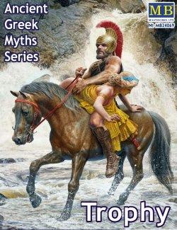 画像1: マスターボックス[MSB24069]1/24 古代ギリシャ神話シリーズ:「トロフィー」