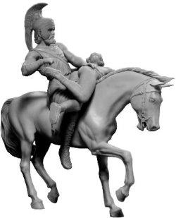 画像3: マスターボックス[MSB24069]1/24 古代ギリシャ神話シリーズ:「トロフィー」