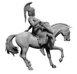 画像4: マスターボックス[MSB24069]1/24 古代ギリシャ神話シリーズ:「トロフィー」