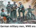 マスターボックス[MSB35211]1/35 WW.II ドイツ軍兵士5体セット