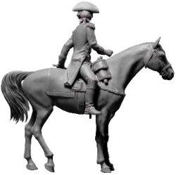 画像3: マスターボックス[MSB35217]1/35 インディアンウォーズシリーズ 18世紀 No.3:「敵情報告」