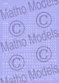マソモデル[MH80018]スケールフリー アルファベット大文字デカール 1.0〜3.0mmサイズ