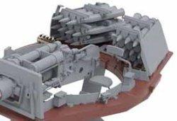 画像3: モンモデル[MENSPS-037]1/35 ドイツ重戦車キングタイガーヘンシェル砲塔インテリアセット