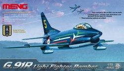 画像1: モンモデル[MENDS-004]1/72 G.91R 戦闘爆撃機