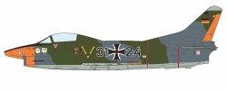 画像2: モンモデル[MENDS-004S]1/72 G.91R NATO (限定)