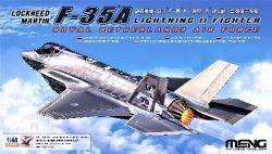 画像1: モンモデル[MENLS-011]1/48 ロッキード・マーティン F-35A ライトニング II 戦闘機 オランダ王立空軍