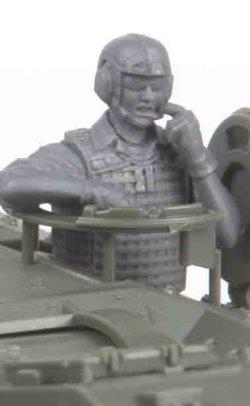 画像3: モンモデル[MENHS-006]1/35 現代ドイツ装甲兵