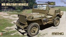画像1: モンモデル[MENVS-011]1/35 アメリカ軍 小型軍用車両
