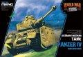 モンモデル[MENWWT-013]WWV ドイツ中戦車 IV号戦車