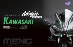 画像1: モンモデル[MENMT-001s]1/9 カワサキ Ninja H2R (多色部品構成)