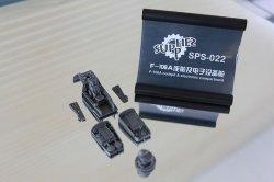 画像2: モンモデル[SPS-022]1/72 F-106Aコックピットと電子部品(レジン)