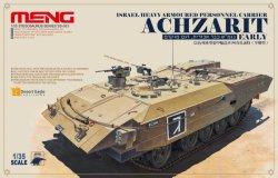 画像1: モンモデル[MENSS-003]1/35 イスラエルアチザリット重装甲輸送車
