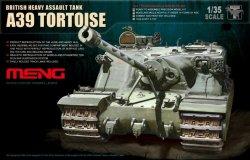 画像1: モンモデル[MENTS-002]英 A39 トータス突撃戦車
